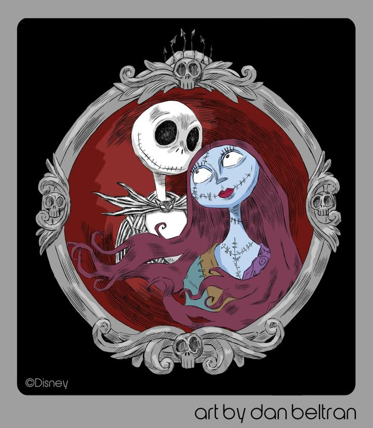 Jack and Sally...By Dan Beltran