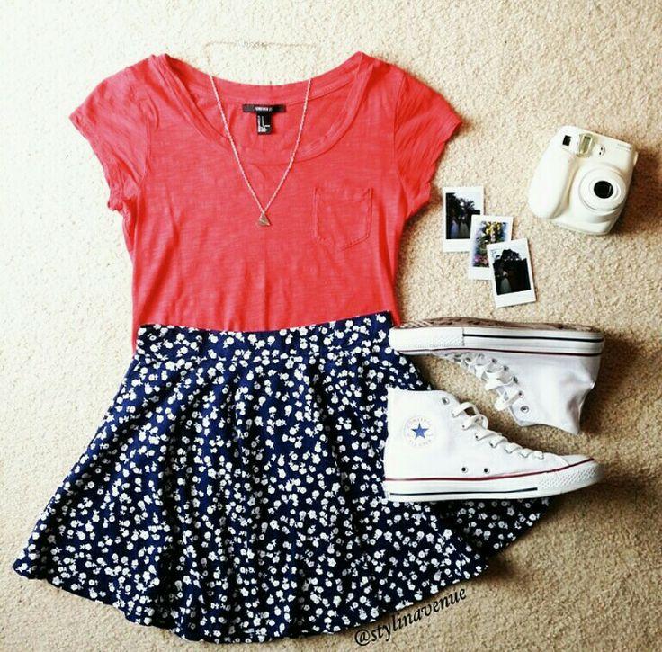 Gotta love polaroids! Fav fashion account on insta #SummerForever #F21xMe