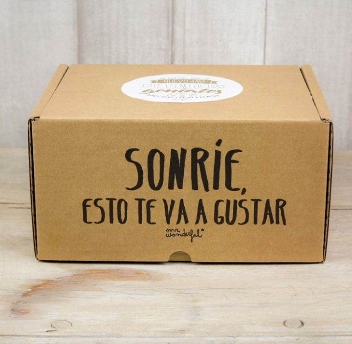 mr wonderful regalos originales u