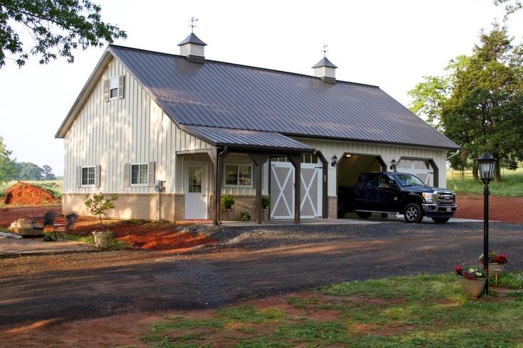 Morton garage metal building pinterest garage for Morton garages