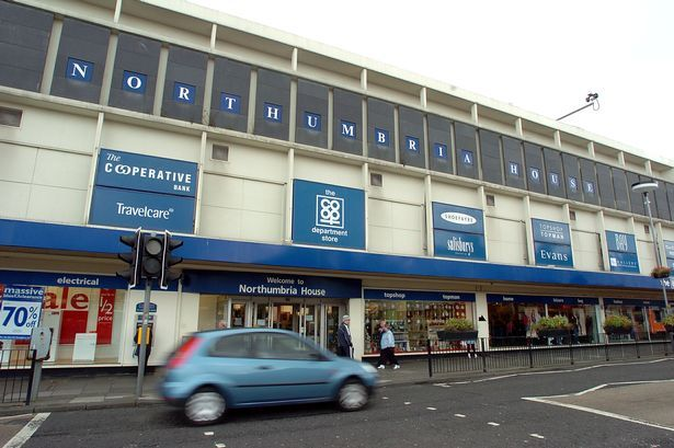 Old Blyth Northumberland | Former Blyth Co-op store could become mini-shopping centre - The ...