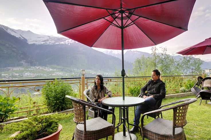 Let's Enjoy the #luxury services of Holiday cottage #manali