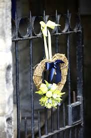 wicker heart wedding bridesmaid - Google Search