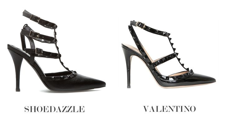 Get designer shoes for less with ShoeDazzle #SP Can't get over these #Valentino rockouture pump look a likes! http://shoedazzle.linqiad.com/click/YGtXaGXadnJk