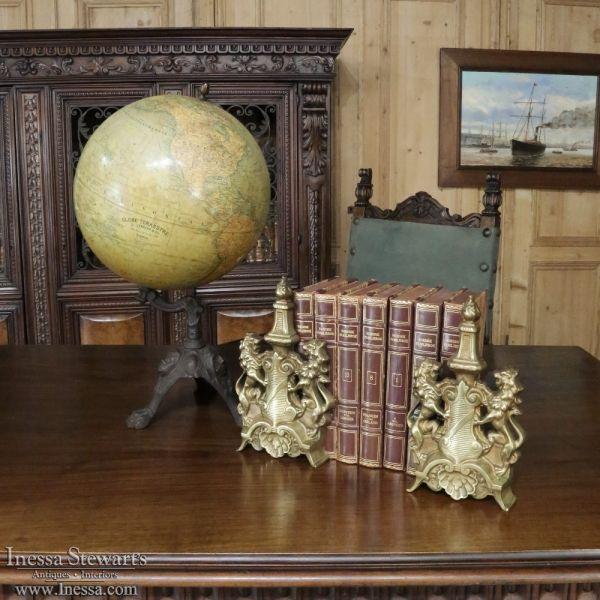 antique decor and accessories antique bookcase desk accessories wwwinessacom - Antique Decor
