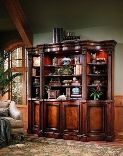 Bookcases Furniture Catalog And Hooker Furniture On Pinterest