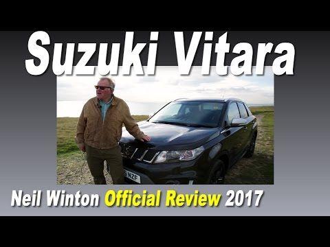 Suzuki Vitara review video http://www.wintonsworld.com/suzuki-vitara-review-video/