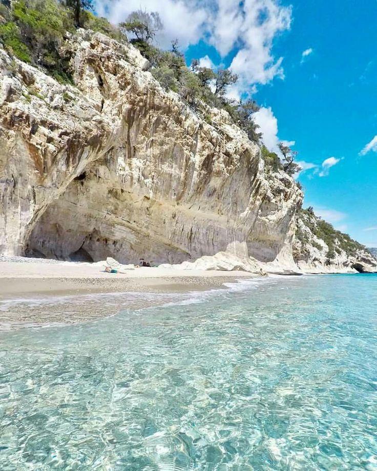 Cala Luna - Dorgali  (Golfo di Orosei).. Sardinia/Cerdeña/Sardegna/Sardinien..