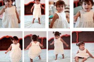 patron gratuit : la robe Mori pour petite fille « Blog de Petit Citron