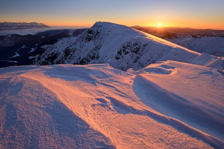 Low Tatras Sunrise by Tomáš Tichý on 500px