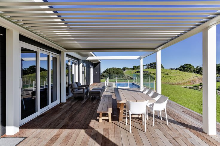 The reason our Lockwood home Verandah Plan is perfect for bach living