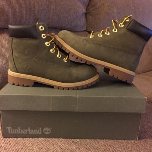 Timberland Boots 2003