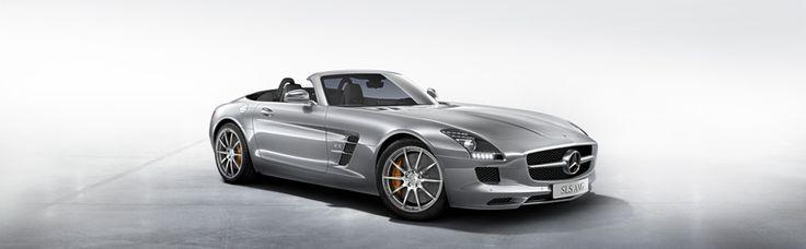 Mercedes-Benz- SL-Class