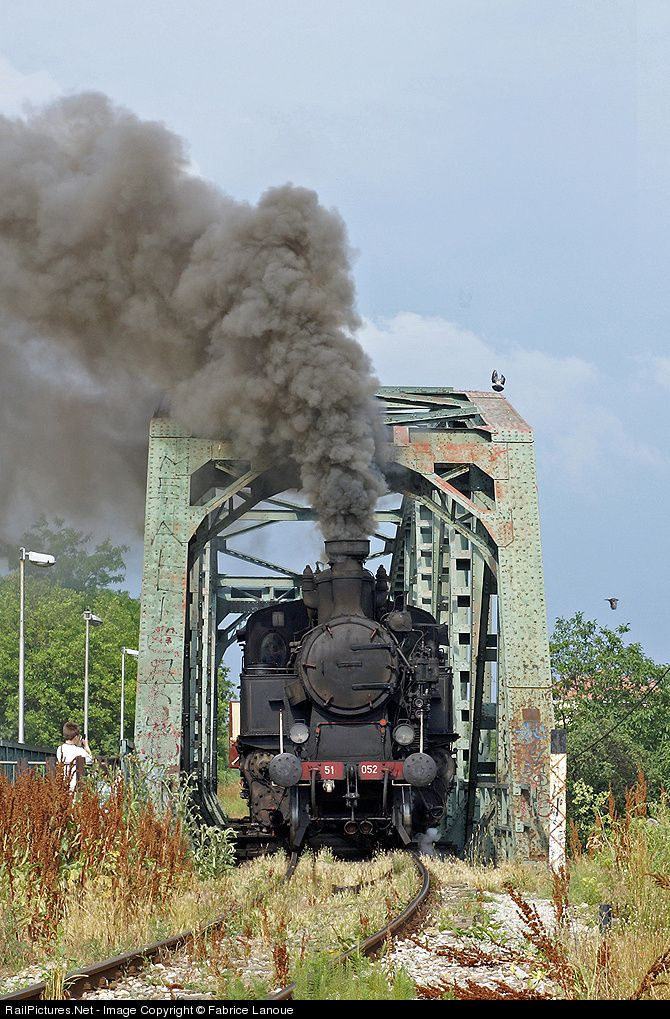 RailPictures.Net Photo: 51-052 ZS - Zeleznice Srbije Steam 2-6-2 at Zrenjanin, Serbia and Montenegro by Fabrice Lanoue