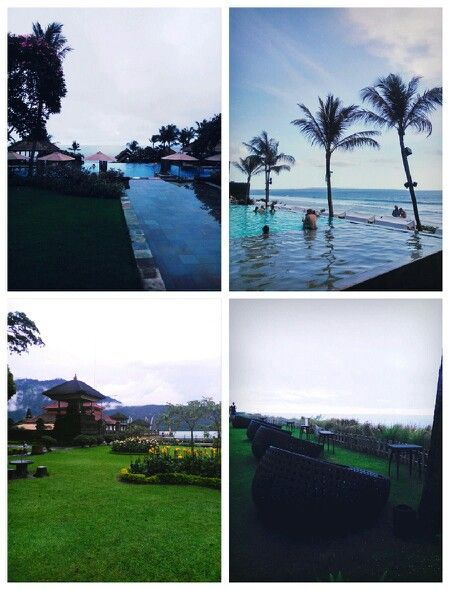 Some places in Bali