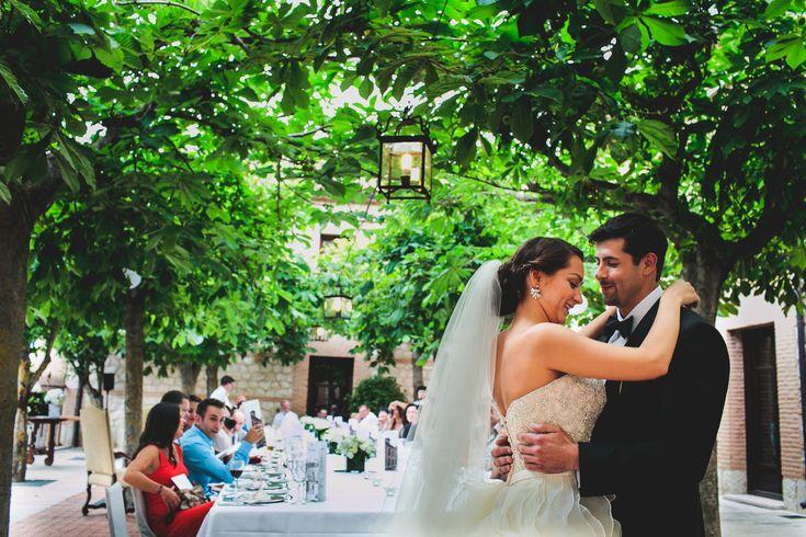 #bodas #ideales en el #Parador de #Chinchón #mesa #banquete #wedding #love