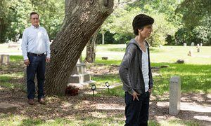 Laughs aren't exactly front and centre … One Mississippi. One Mississippi has to count as its most miserable yet. This should be no surprise, given that it's a quasi-autobiographical retelling of comedian Tig Notaro's very bad year. The year where, in the space of four months, Notaro endured an almost fatal bout of C diff, the unexpected death of her mother, the end of relationship and a breast cancer diagnosis.