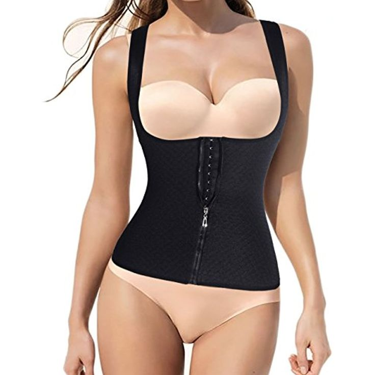 Ursexyly Waspie Waist Trainer Vest, S Bend Sauna Suit for Perfect Body Fitness -- To view further for this item, visit the image link. (This is an affiliate link and I receive a commission for the sales)