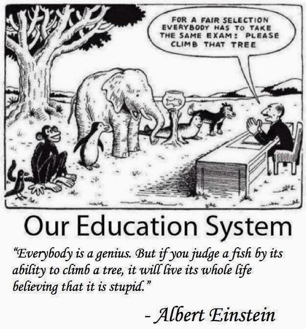 todays education system Today's education system really needs a serious change because somewhere  the number of private institute exploiting future of students as per government.