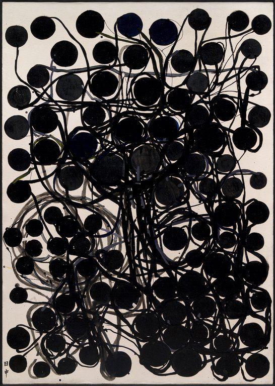 untitled by Atsuko Tanaka (1961)