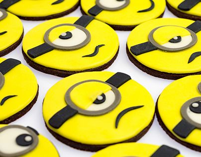 "Check out new work on my @Behance portfolio: ""Minions biscuit cookie"" http://be.net/gallery/31150981/Minions-biscuit-cookie"