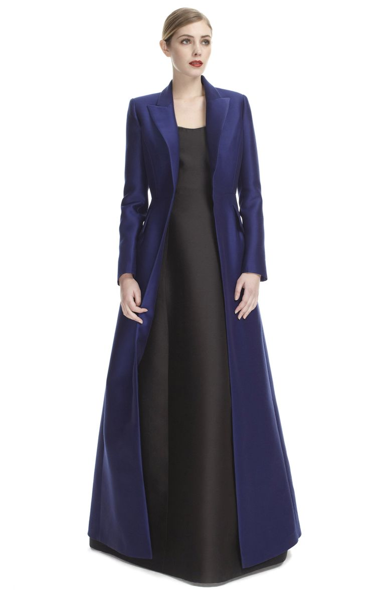 Evening Coat Dress