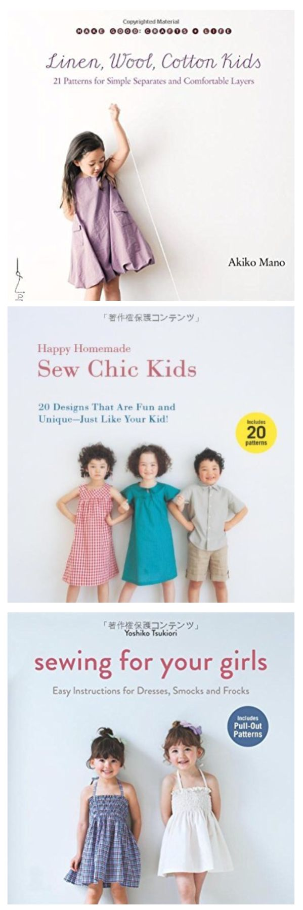 18 best tinny dress images on pinterest sewing ideas sewing japanese sewing books in english jeuxipadfo Image collections