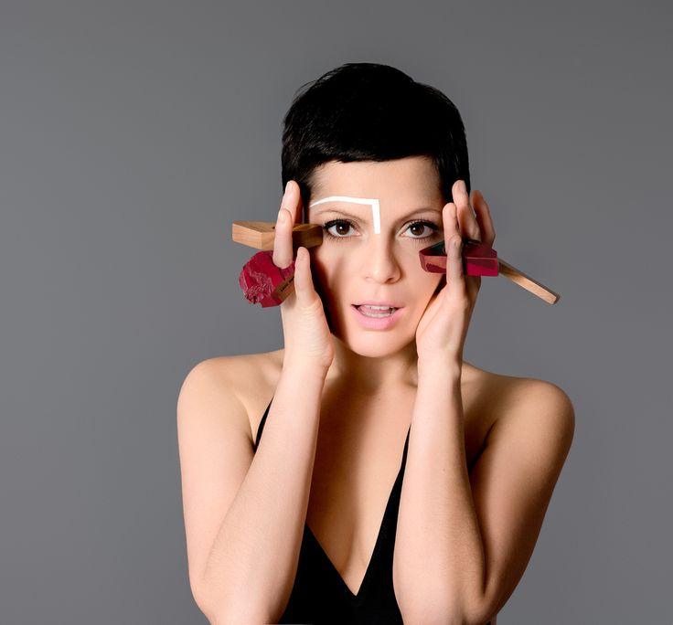 Photo by www.henrikkorpi.com Louise Bankander,spring 2016. Model Deniz Södergren www.louisebankander.com