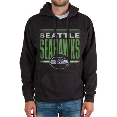 Seattle Seahawks Kickoff Pullover Hoodie – Gray
