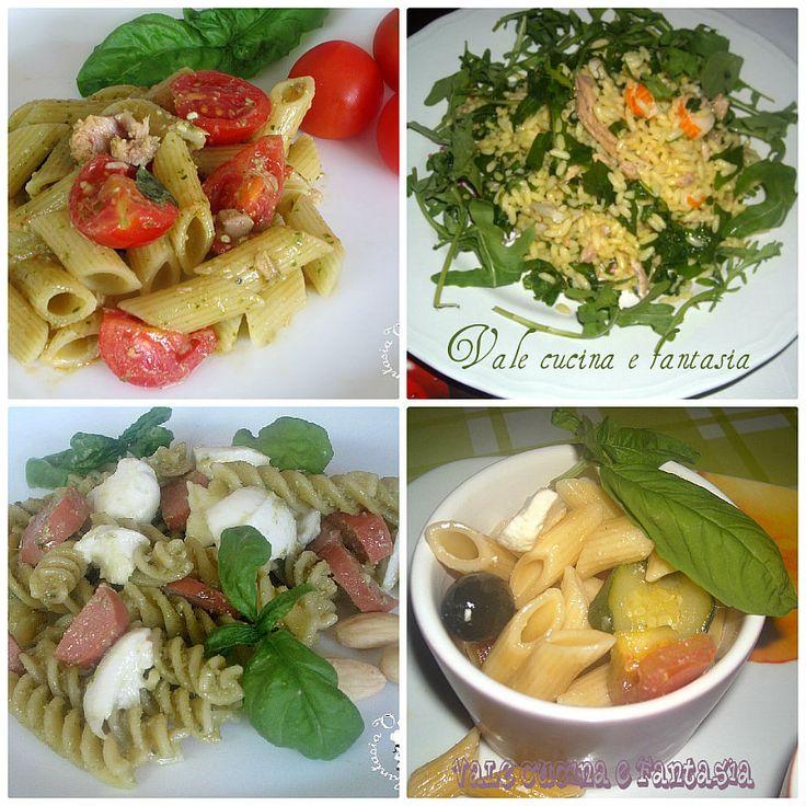 Ricette per primi piatti freddi e sfiziosi