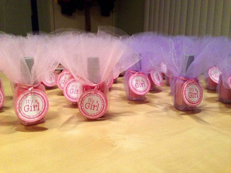 Baby Shower Favors. Party Favors For Baby Shower. Baby Shower Favors Girl.  Pink