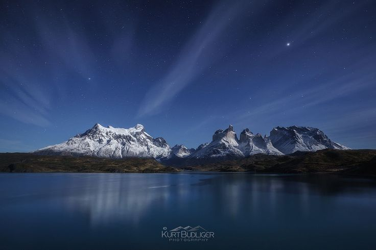 Pehoe Moonlight by Kurt Budliger on 500px