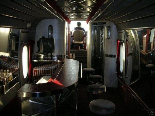 Gm Futurliner Interior Bing Images Cool Stuff