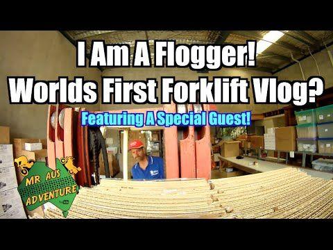 ▶ Watch Me Flog | World's First Forklift Vlog? - YouTube