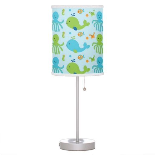17 Best Images About Personalized Nursery Lamps On