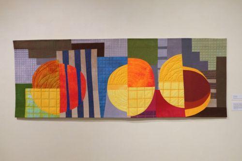 Sheila Frampton Cooper - Quilts - My Blog - Schweinfurth Art Center: Quilts=Art=Quilts Exhibit in AuburnNY