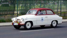 ŠKODA 440 Spartak 1957 Royalty Free Stock Images