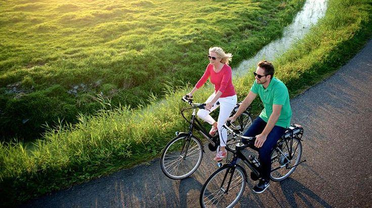 De mooiste fietstochten in Nederland.