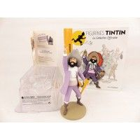 Figurine collection officielle Tintin n°44 Le chevalier François de Hadoque