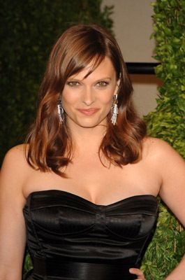 """Vinessa Shaw Born: July 19, 1976 in Los Angeles, California, USA Height: 5' 8"""" (1.73 m)"""