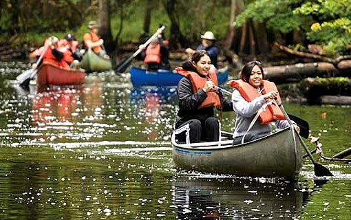 Best Australian Holidays - Canoe Adventures, Tours, Expeditions, Location Guides