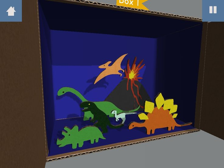 Time for a dino quiz! Which one of these is a sauropod? #papercade #scrapgaming