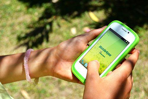 Já conhece o Mobile4you? Este é o primeiro smartphone desenhado a pensar nas necessidades especificas dos mais novos, com foco na aplicação de Controlo Parental.