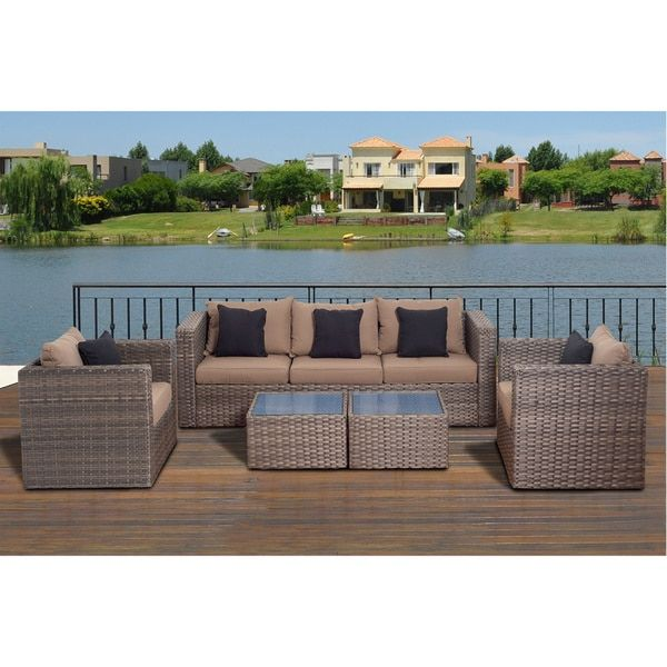This Modern Set Will Make An Immediate Impact In Your Patio. Atlantic  Outdoor Furniture Offers The Most Comprehensive Furniture Showcase For Your  ...