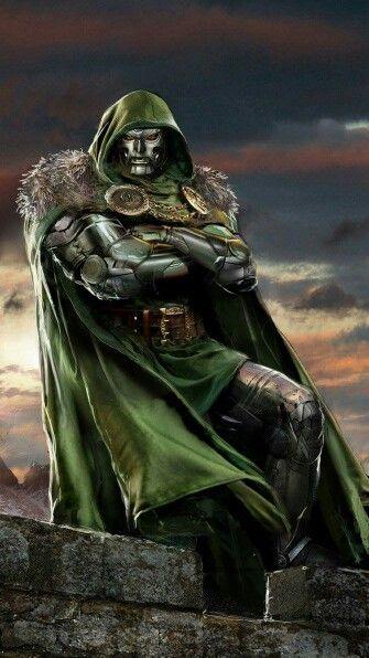 Doctor Doom. My favorite MARVEL villain!