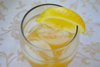 feijoa and apple fix - fun cocktail using 42Below feijoa vodka