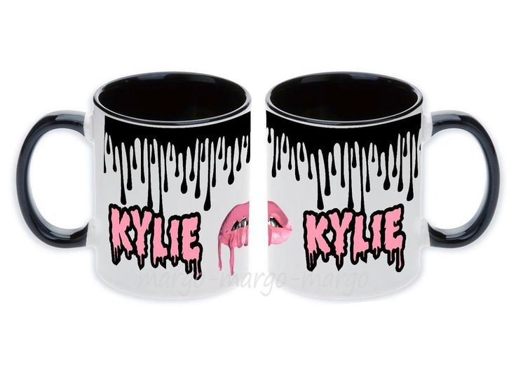Kylie Jenner Boss Drips Lipstick lips Kylie sexy lip Ceramic Mug Gift Coffee Cup in Collectables, Kitchenalia, Mugs | eBay!