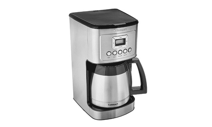 Most coffee makers only equipped with a few features, but the Cuisinart DCC-3400 Thermal Coffee #coffee #coffeetime #coffeetable #coffeeshop #coffeeaddict #coffee