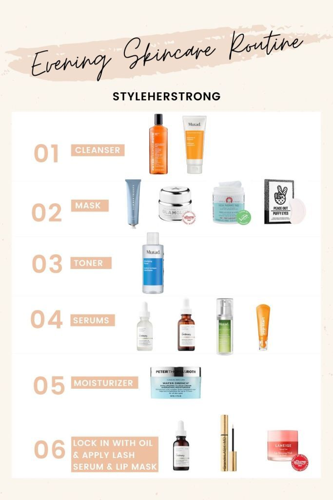 Evening Skincare Routine Morning Skincare Regimen My Favorite Make Up Products Skin Morning Skin Care Routine Skin Care Regimen Evening Skin Care Routine