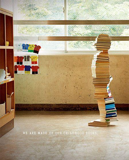 Kids Made of Books
